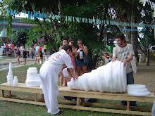Piassa recebe o Artista Alexandre do Ponto de Cultura do Crato Ceará.