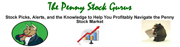 Penny Stock Blog - Pink Sheet, OTCBB Movers, Hot Penny Stocks