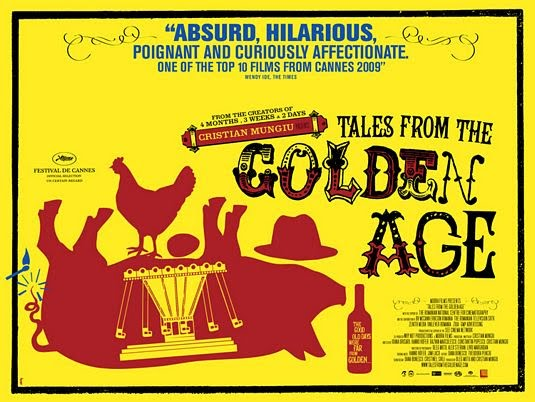 ... by collaborating with 4 other directors for Tales from the Golden Age, ...