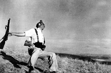 El miliciano muerto de Robert Capa