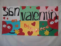 """Cartel día de """"San Valentín"""""""