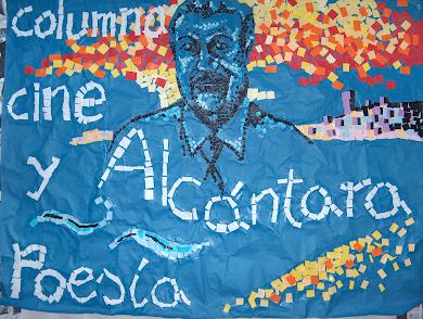 Visita al centro de Manuel Alcántara