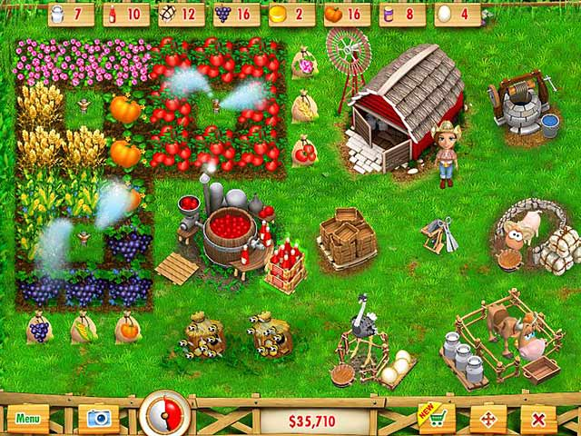 farm online games