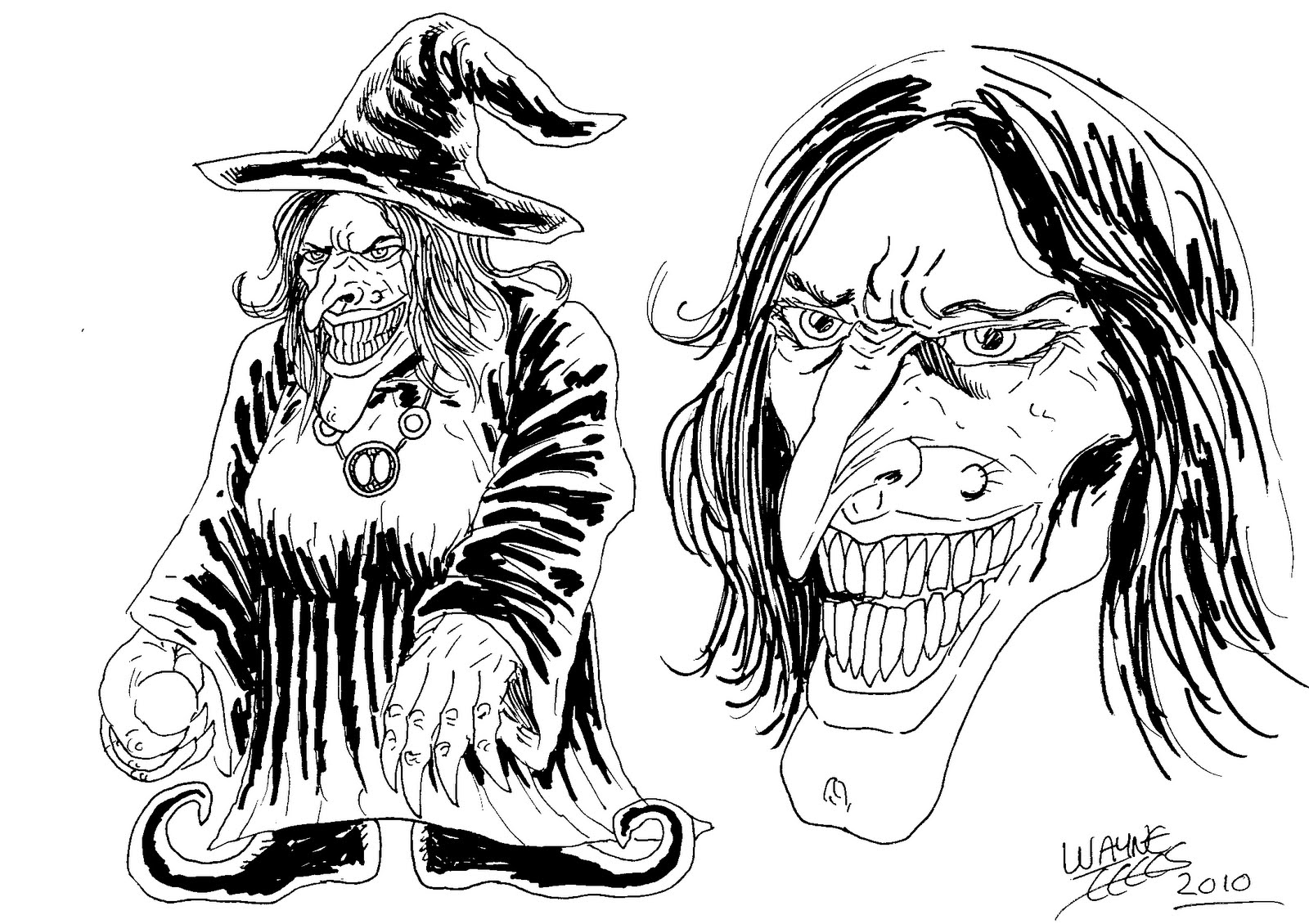 Halloweencostume1 further Halloweendecorations1 further Halloweencoloringpages4 additionally Weekly Drawing Drawing Old Hag Witch likewise Funny Gif Optical Illusion Balls Gif. on scary hag face