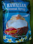 Hawaiian Coconut Syrup! It'New! It's Unique! Makes a Great Gift!
