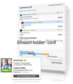 Better Commenting System and Form for Blogger/Blogspot