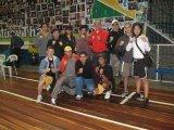 Grupo de Competicion Paraguayo. Sudamericano de Muay Thai Tradicional. Lagues Brasil 2.008
