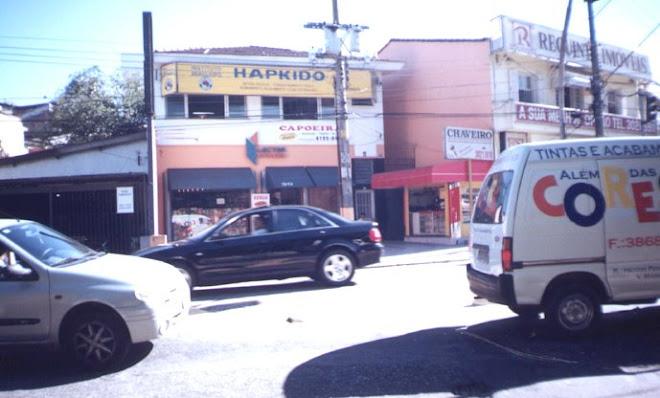 Fachada Frontal del Instituto Brasilero de Hapkido. S P-Brasil - 05