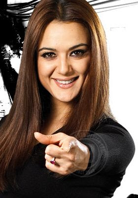 hot bollywood actress preeti zinta