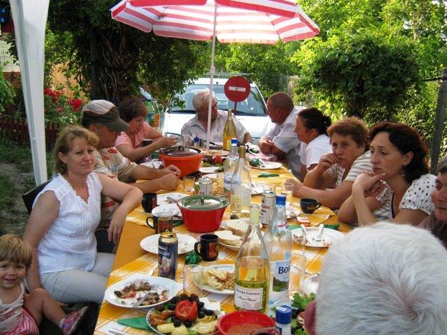 Aniversare la 60 de ani , pe 29 iunie 2009,tot la  Armasoaia...