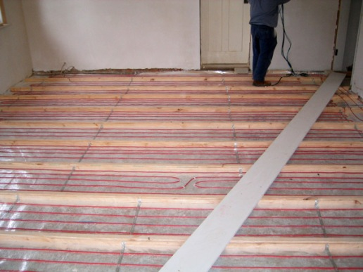 Floor Heating Systems Radiant Floor Heating Systems