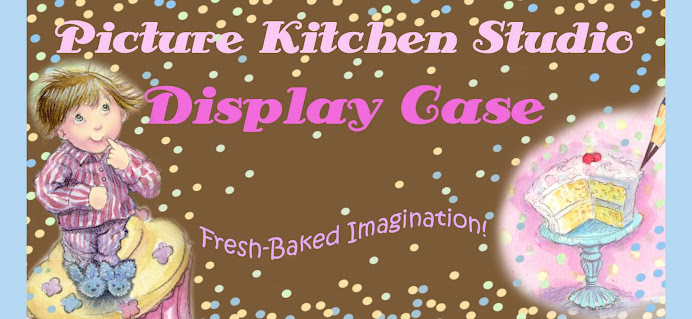 The Picture Kitchen Studio's Display Case
