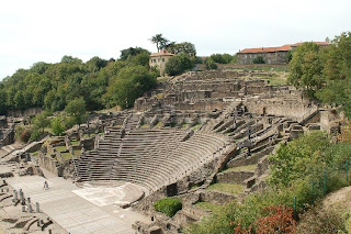 Roman Theatres Lyon