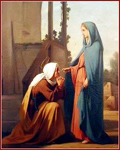 Evangelio 21 de Diciembre de 2010 Visitacion