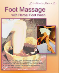 FOOT MASSAGE   with Herbal Foot Wash