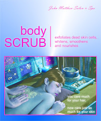 BODY SCRUB at John Matthew Salon and Spa