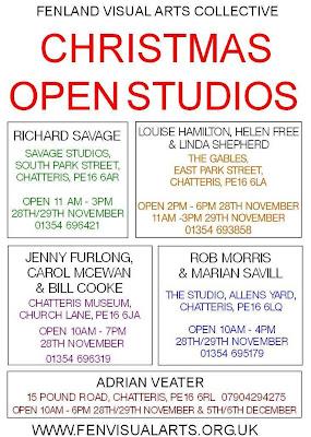 FenVAC Open Studios December 2009