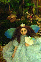 Tosca the blue fairy