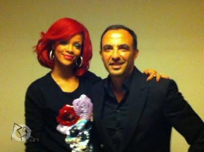 Aliagas - Rihanna Paris