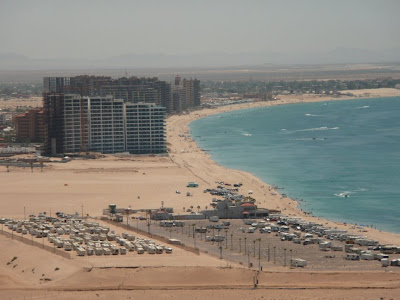 Sonora Mexico Travel Experience Puerto Penasco And Sandy Beach Camping Blues