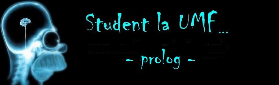 Student la UMF
