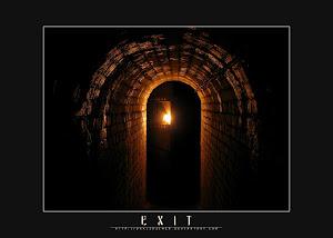 Das Licht am Ende des Tunnels...?