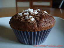 Muffins al cioccolattino &#39;nudo&#39;