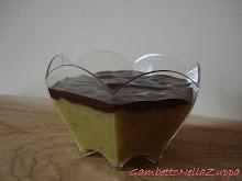 Crema di pistacchi e fondente
