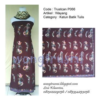 Jual Batik Tulis Canting Trusmi Cirebon, Murah 2