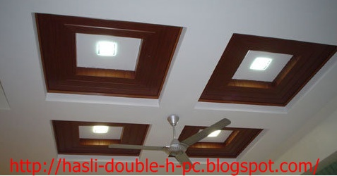 DOUBLE H PLASTER CEILING