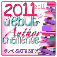 Debut Author Challenge 2011