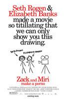 zack and Miri's poster