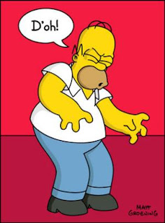 Homer's at least lovable