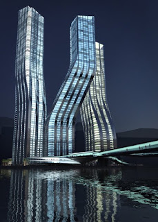 Dubai Signature Towers formely Dancing Towers Picture