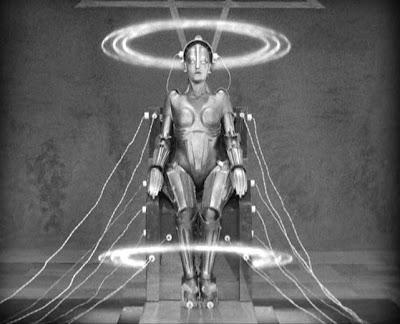 Cyberpunk en el cine. Metropolis1