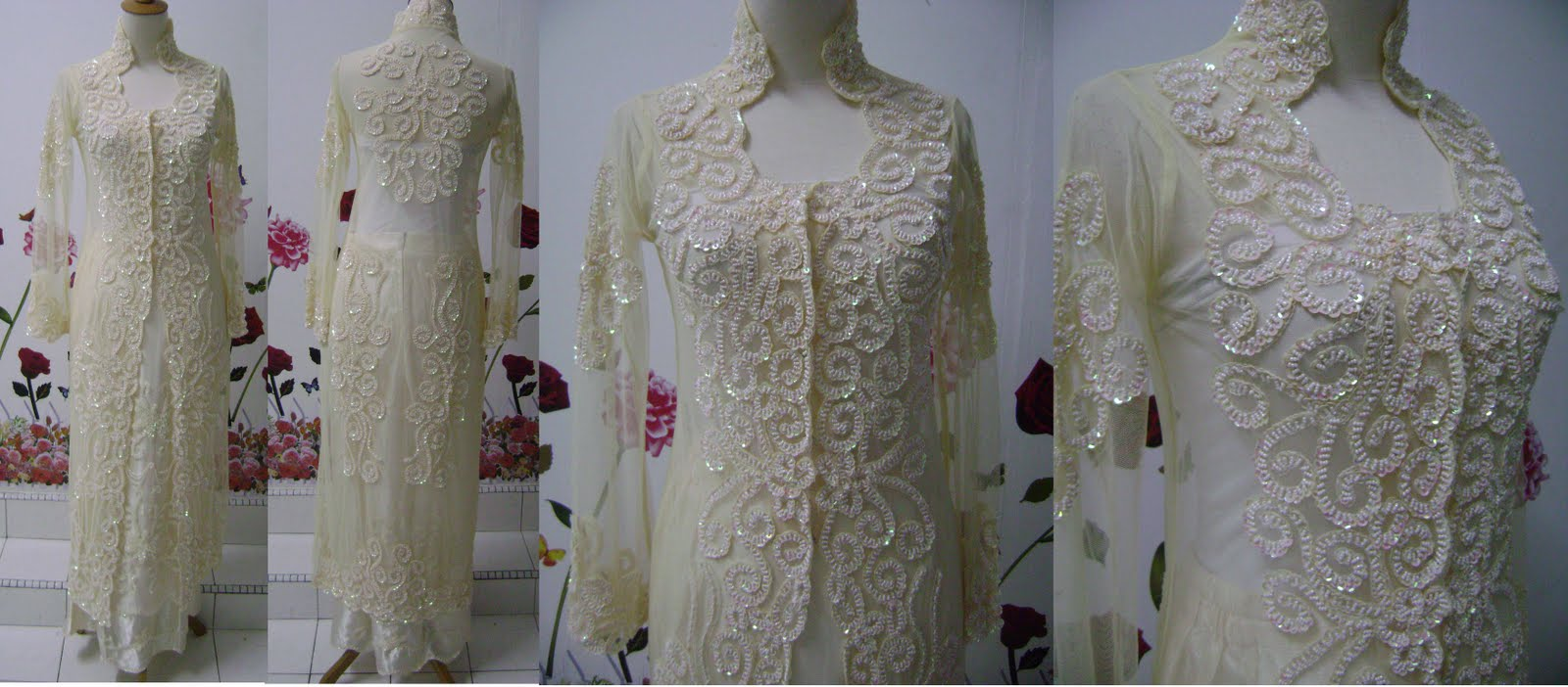 Dress Labuh Pengantin
