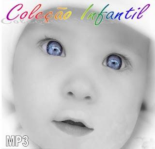 capa+infantil+2 CD Coletanea de Musicas infantil em MP3