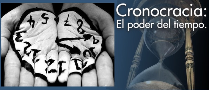Cronocracia: El poder del tiempo.