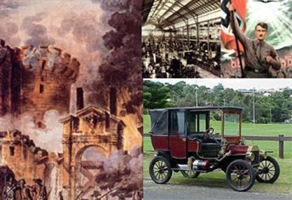 Historia universal edad contemporanea for Caracteristicas de la contemporanea