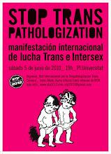 Basta de patologización Trans!