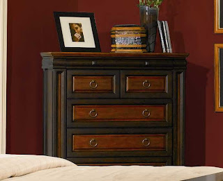 Sahara Collection This Beautiful Five Drawer Bedroom Chest Of Drawers