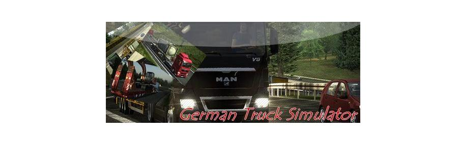 GermanTruckSimulator blogspotnews home
