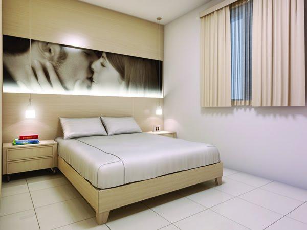 Design de Interiores Quarto de casal ~ Quarto Casal Design