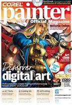 Corel Painter Official Magazine