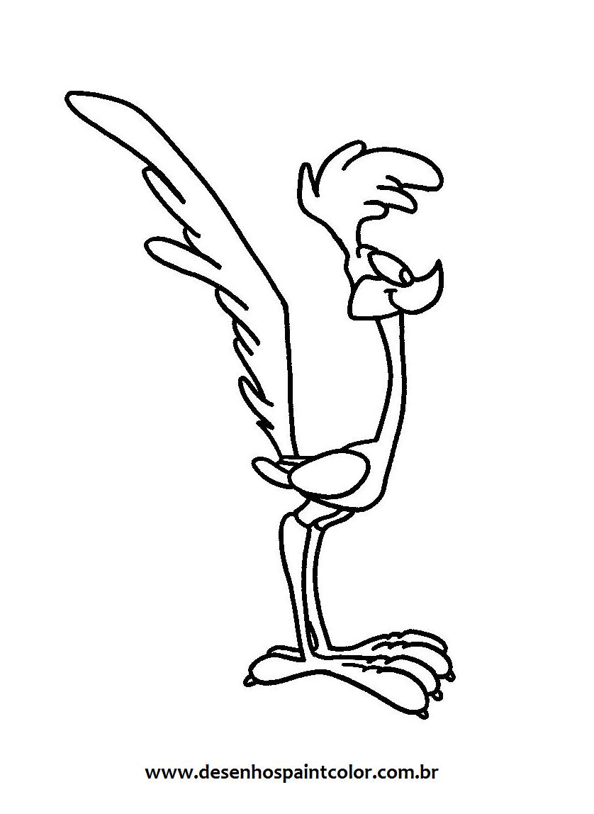 desenho do papa
