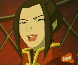 ... seems he'll always be the folly of his younger sister, Princess Azula, ...