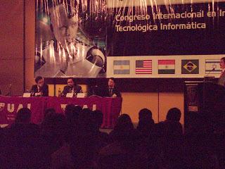 Conferencia sobre Robótica