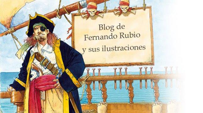 Fernando Rubio Ilustrador
