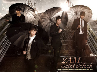 2AM - Saint O'Clock (Limited Edition) Album 2am%2Bsaint%2Blimited