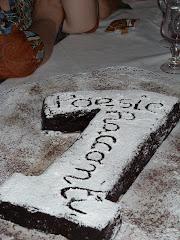 La torta del primo meeting di poeti di poesieracconti